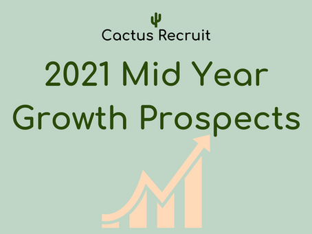 2021 Mid Year Growth Prospects