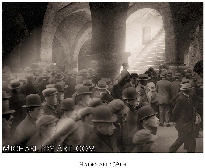Hades and 39th