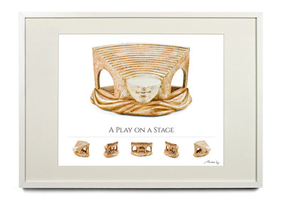 A Play on a Stage