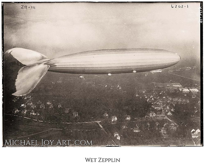 Wet Zepplin