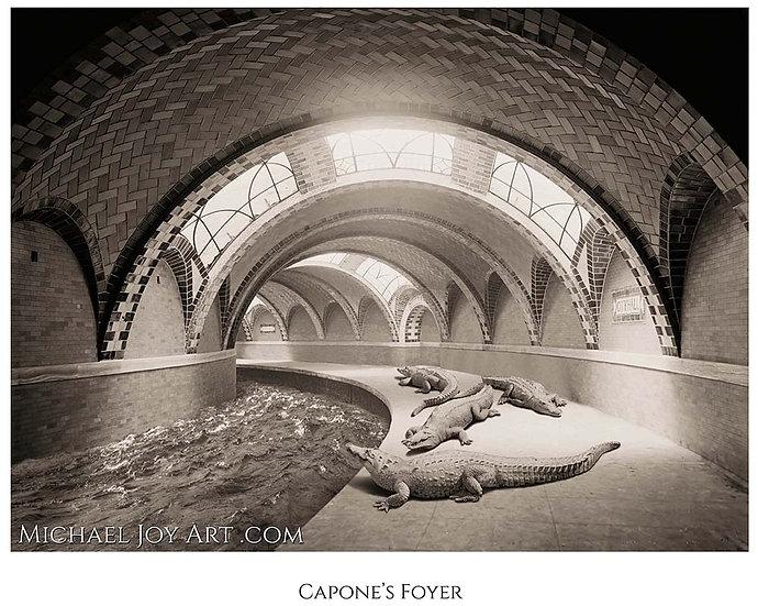 Capone's Foyer