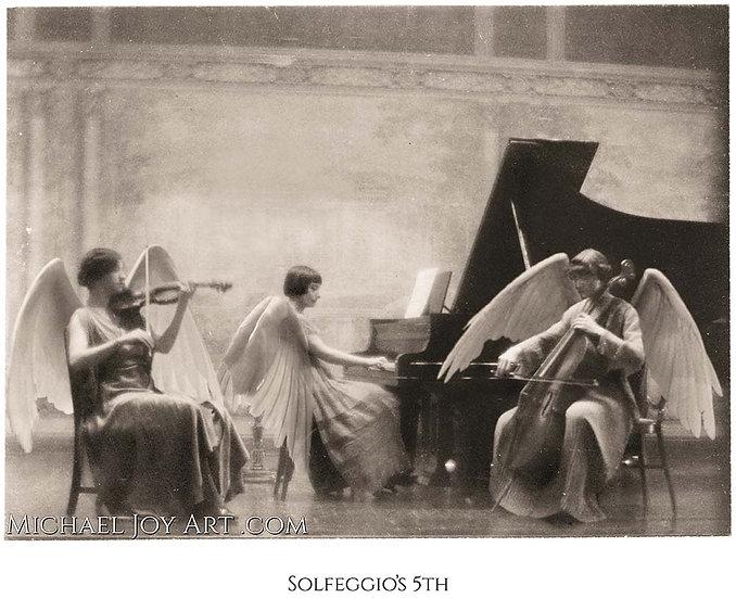 Solfeggio's 5th