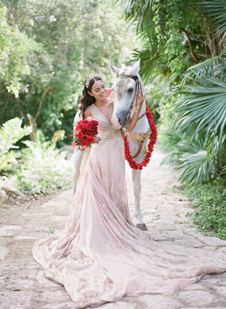 BRIDAL MAKE UP TULUM
