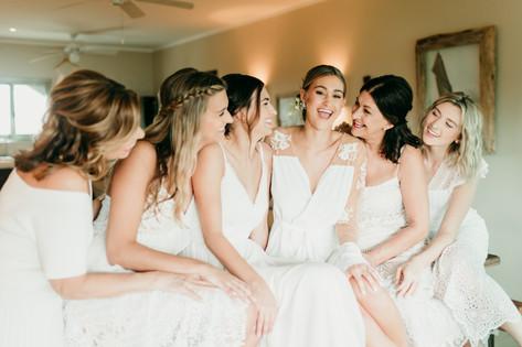BRIDESMAID MAKE UP TULUM