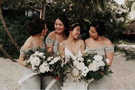 WEDDING MAKE UP TULUM