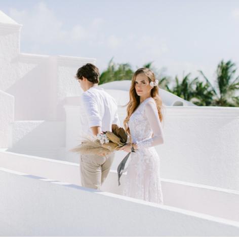 BRIDAL MAKE UP RIVIERA MAYA MEXICO