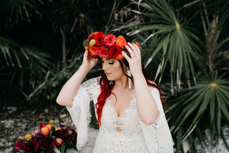 WEDDING HAIR AND MAKE UP CANCUN