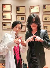 with saT'oshIさん