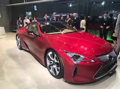 Lexus party