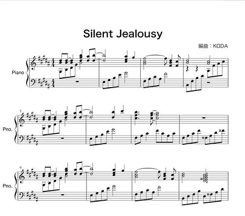 Silent Jealousy