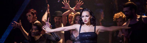 Velma Kelly, Chicago - Nicci Claspell