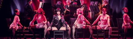 Sally Bowles, Cabaret - Nicci Claspell