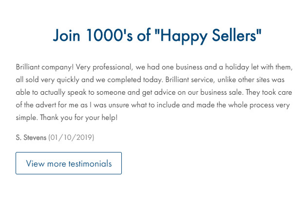 Happy Sellers