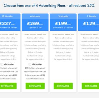 4 Advertising Plans