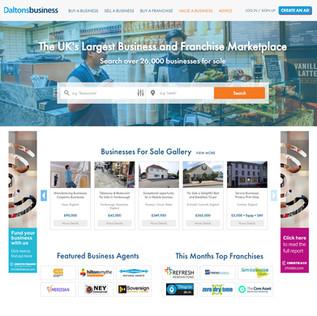 Daltons Business Homepage