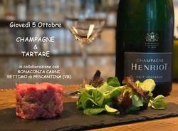 Champagne&Tartare