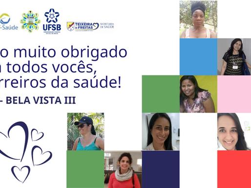Projeto: Práticas colaborativas no cuidado integral à saúde da pessoa idosa