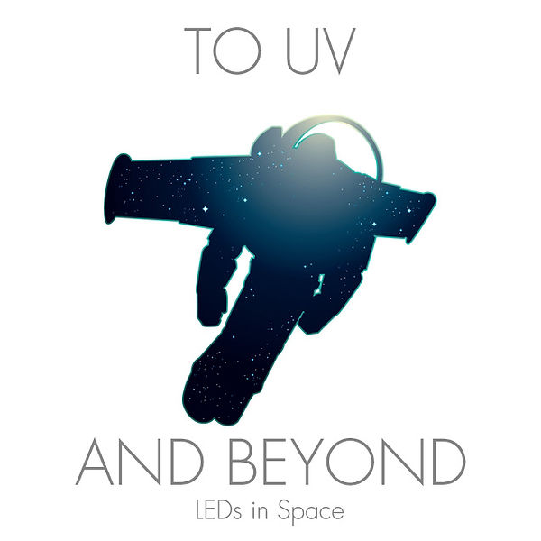 Buzz Lightyear - to UV and beyond - LEDs in space