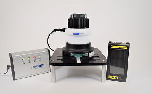 UV LED research