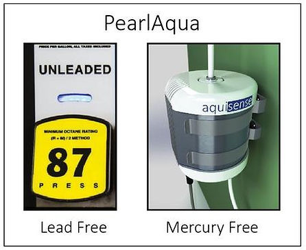 Gas/UV meme- Gas=unleaded; PearlAqua mercury-free
