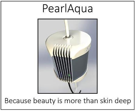 PearlAqua meme - Beauty is more than skin deep