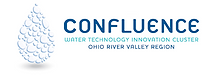 Confluence - Water Technology Innovation Cluster Ohio River Region logo