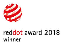 Reddot award winner 2018