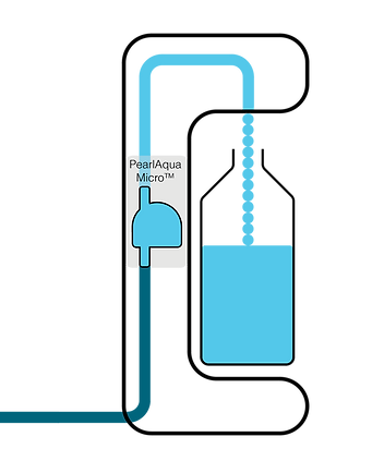 Integrated Water Dispenser Diagram lable