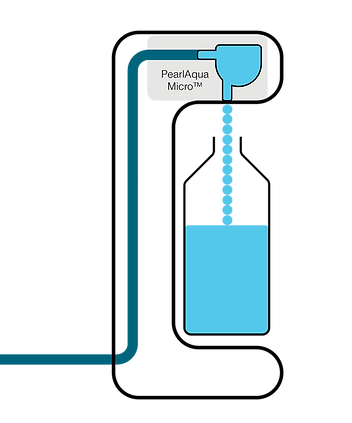 Water Dispenser Diagram POU lable PAQ v.