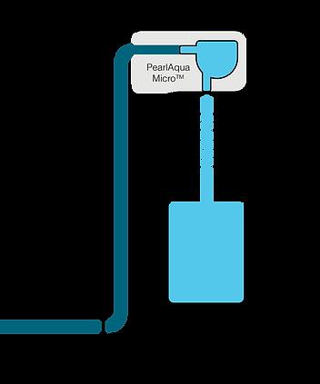 Water Dispenser Diagram POU lable PAQ v.