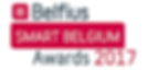 Belfius Smart Belgium Awards 2017 logo