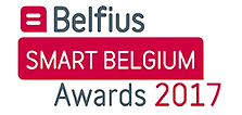 Belfius Smart Belgium Awards 2017 logo