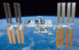 International Space Station where AquiSense technology will be disinfecting water