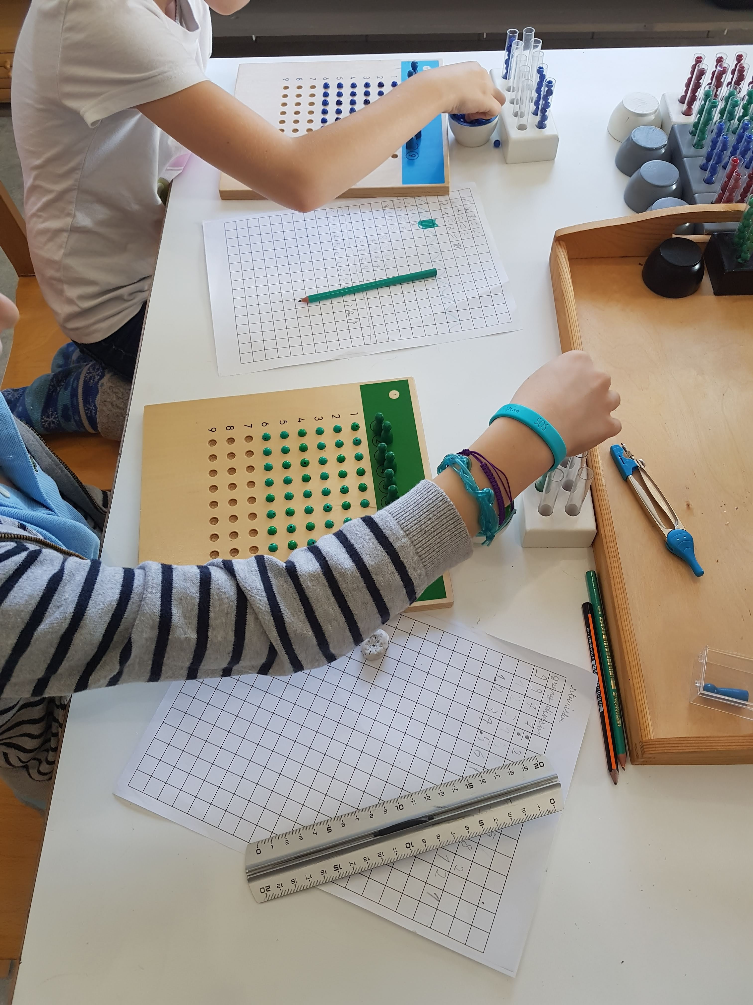 Accompagnement scolaire 6-12 ans