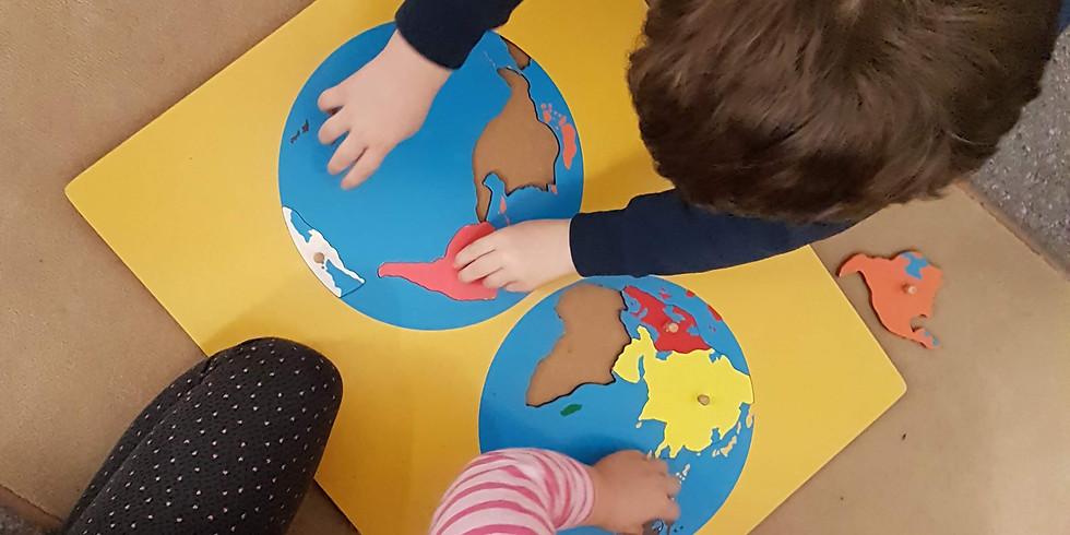 Le role central de la répétition dans la pédagogie Montessori