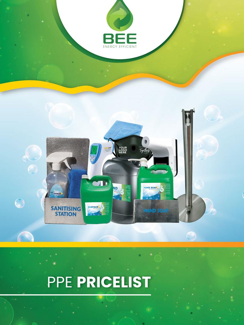 BEE PPE Brochure