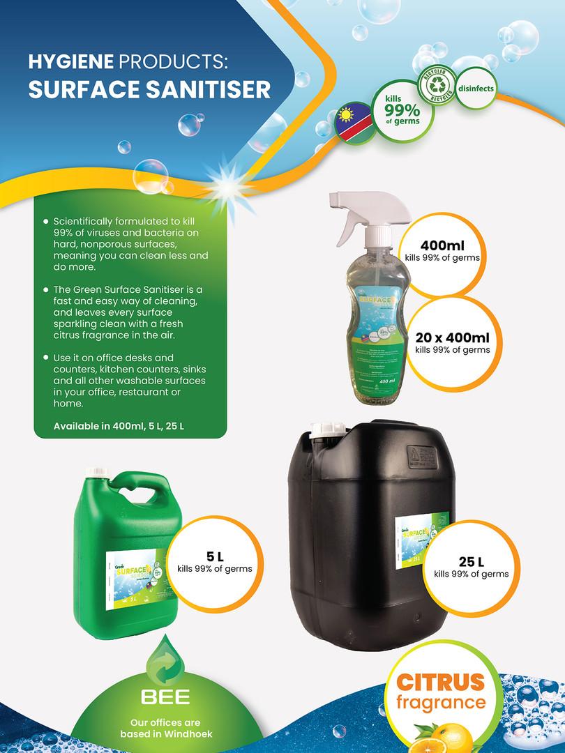 BEE Green Surface Sanitiser.jpg