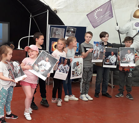 BF publicity FSW Herstmonceux Science Ce