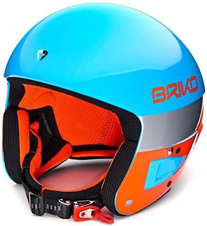 Vulcano Lt blue- Fluo orange