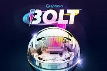 Used Sphero Bolt educational robot toy
