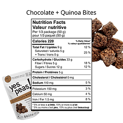 yp NFT for website chocolate + quinoa.pn