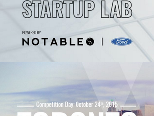 Notable's Ford Fusion Startup Lab