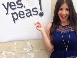 It's Official - Yes, Peas! has Launched!