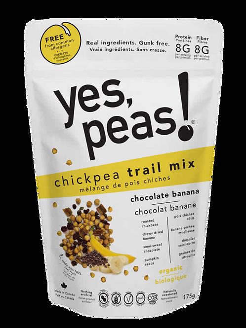Chocolate Banana Trail Mix