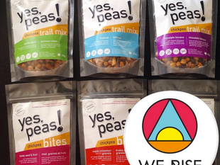 Yes, Peas! at WeRise Events