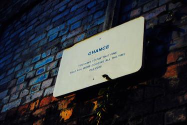 Chance.