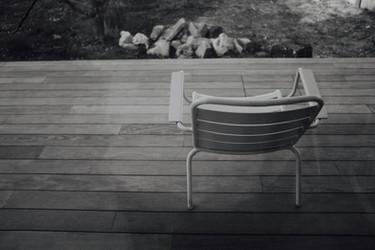 La chaise vide.