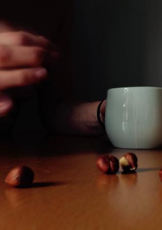 Café noisette.
