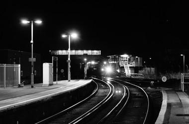 Lewes station.