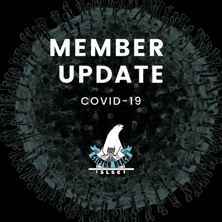 Members Update COVID-19